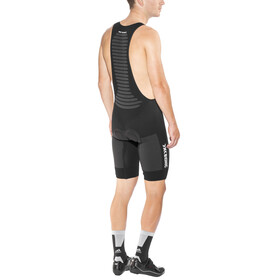 X-Bionic Race Biking EVO Bibshorts Herrer grå/sort
